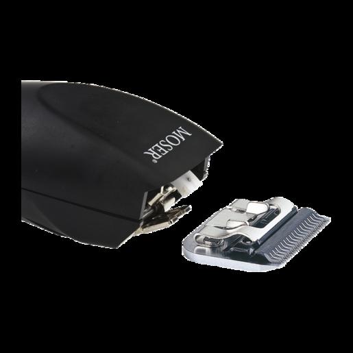 MOSER 1250 CLASS 50 - profesionálny strihací strojček na vlasy aj srsť +  Gembird - stlačený vzduch 628b25cb36b