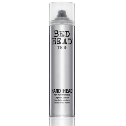 Bed Head TIGI Hard Head Hair Spray - silne tužiaci lak na vlasy, 385 ml