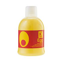 Kallos EGG shampoo - vaječný šampón na suché a normálne vlasy a1af5db32ca