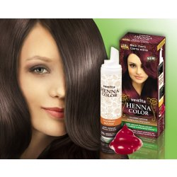 Venita Henna color hair coloring mousse - farbiaca pena na vlasy