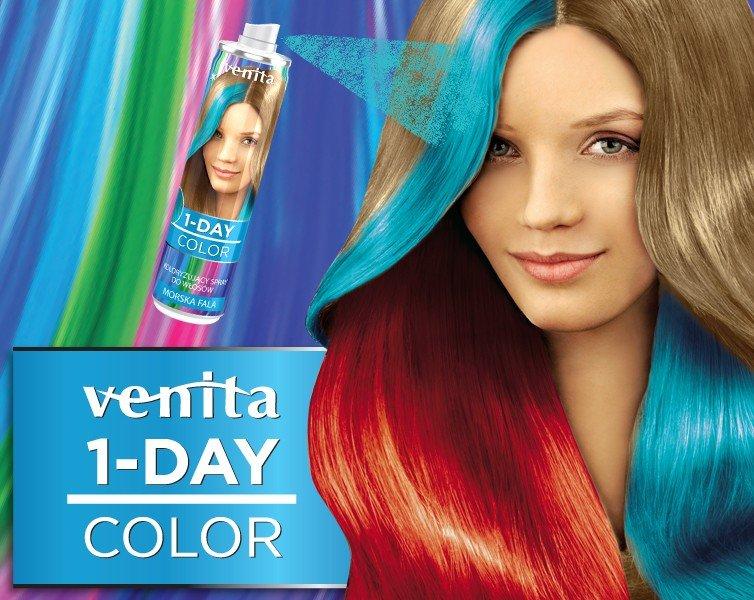 Venita 1- Day color - 1 dňový farbiaci sprej a73f8be64e1
