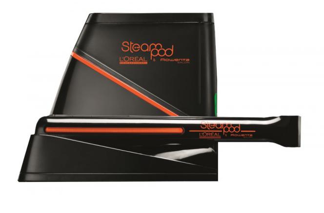 L or al steampod in salon tool profesion lna parn for Steampod salon