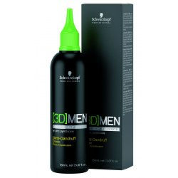 [3D] Men Anti-Dandruff Tonic - tonikum proti lupinám, 150 ml