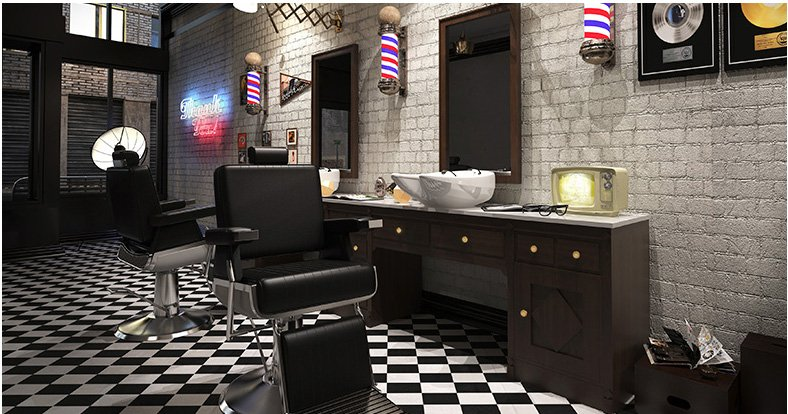 Barber Shop 660e789235b