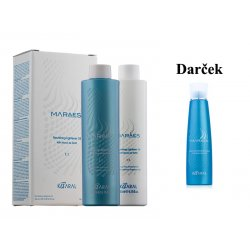 AKCIA: Kaaral Maraes nourishing Lightener oil - zosvetľujúci olej 200 ml + 200 ml + Nourishing color šampón, 250 ml