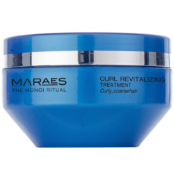 Kaaral Maraes Curl Revitalizing Treatment - maska na kučeravé vlasy, 200 ml
