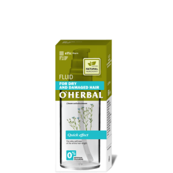 O´HERBAL For Dry and Damaged hair - sérum na suché a poškodené vlasy, 50 ml