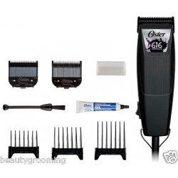 Oster SoftTouch 616-50 - profesionálny strojček na vlasy + Gembird - stlačený  vzduch 64ab508025e