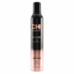 CHI Luxury Black Seed Oil Flexible Hold Hairspray - spevňujúci lak, 340 g