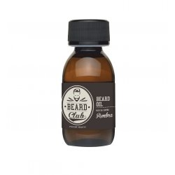 Beard Club Beard oil Amber - olej na bradu ambra, 50 ml