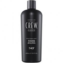 American Crew Precision Blend Peroxide - oxidant 15 vol 4,5%, 450 ml
