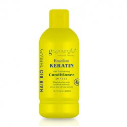 G-synergie Brazilian Keratin conditioner - uhladzujúci kondicionér, 300 ml