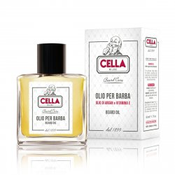 ​Cella Milano Olio Per Barba - olej na bradu, 50 ml