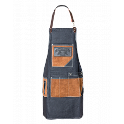 Mr. Bear Family Barber Apron - holičská zástera