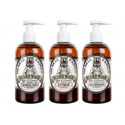 Mr. Bear Family Beard Wash - šampón na bradu ab02e1db4a2
