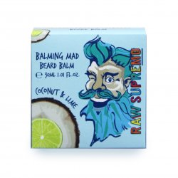 Raw Supremo - Balming Mad Beard Balm - Balzam na bradu, 30ml