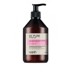 Naimh Hairkoncept Be Pure Prevent Hair Loss Shampoo - šampón proti padaniu vlasov, 500 ml