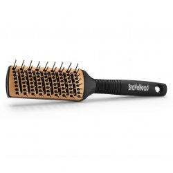 BraveHead 7487 Copper tunnel brush - kefa na vlasy