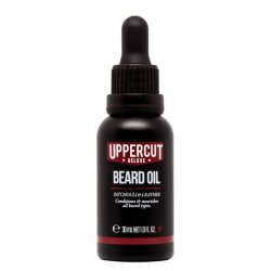 Uppercut Deluxe Beard Oil - olej na bradu, 30 ml