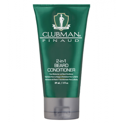Clubman Beard Conditioner 2v1 9955 - kondicionér na bradu, 89 ml