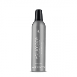 Allwaves Volumaze Mousse Ultra Strong - objemové penové tužidlo, 400 ml